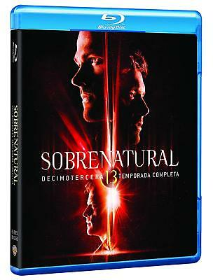 Supernatural Die komplette Staffel/Season 13 [Blu-ray]  Deutscher Ton NEU OVP