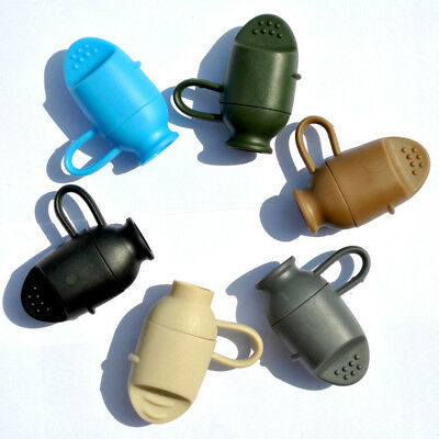 Outdoor Water Bladder/ Hydration Pack Drink Hose Tube Bite Valve Dust Cover Cap