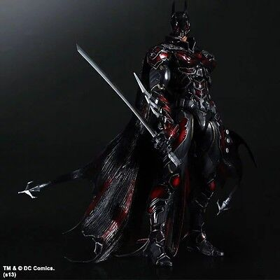 Variant Play Arts Kai Batman Limited Color Ver. PVC Action Figure