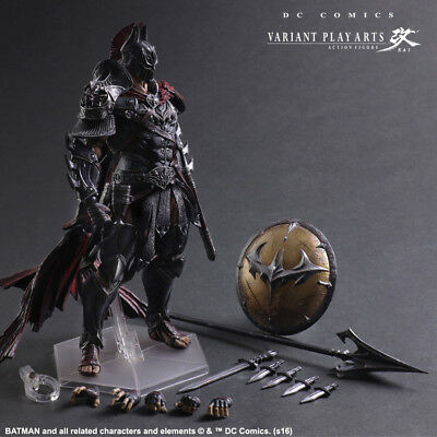 DC Comics Variant Play Arts Kai Batman Timeless Sparta Ver. Action Figure