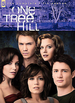 One Tree Hill - The Complete Fifth 5th 5 Season DVD Brand New Sealed