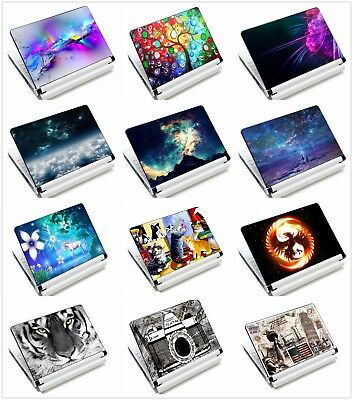 """13.3""""-15.6"""" Laptop Sticker Skin Decal Cover For 15Inch Apple HP Dell Acer Lenovo"""