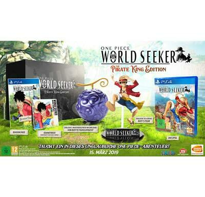 One Piece World Seeker Collector's Edition PS4 Playstation 4