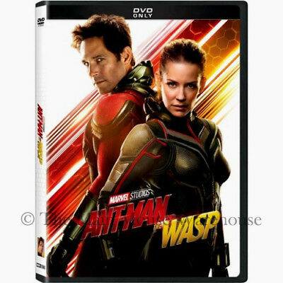 Marvel Ant-Man and the Wasp Ant Man 2 Paul Rudd Evangeline Lilly Michael Douglas