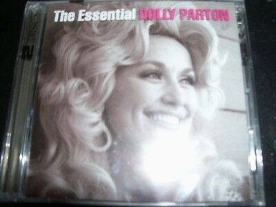 Dolly Parton The Essential Best of Greatest Hits (Australia) 2 CD - New