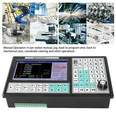 CNC 5 Axis Offline Motion Controller Replace MACH3 500KHz USB Motion Controller