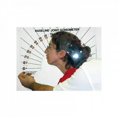 Baseline arthrodial protractor [Region 4]. Delivery is Free. Free Shipping.