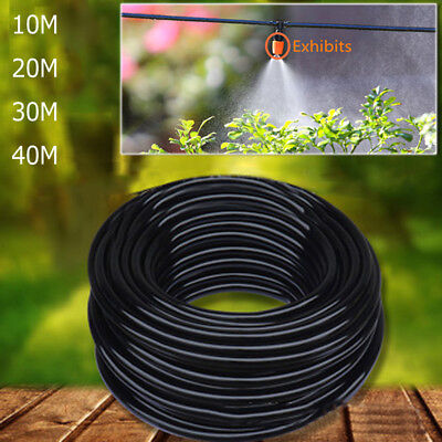 Drip hose Watering Tubing Hose Pipe Garden Irrigation High quality Black System
