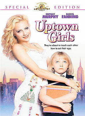 Uptown Girls Special Edition, Good DVD, Pell James, Marceline Hugot, Will Toale,