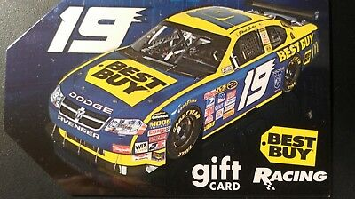 Best Buy #19 Dodge Racer 2008 Vintage Collectible                           (YY)