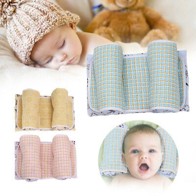 126E Soft Friendly Baby Shaping Pillow Infant Shaping Pillow 3 Colors