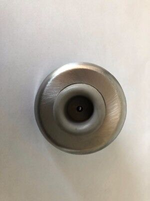 10 NEW Hager 236W US32D Wall Mount Door Knob Stop - Brushed SS Finish