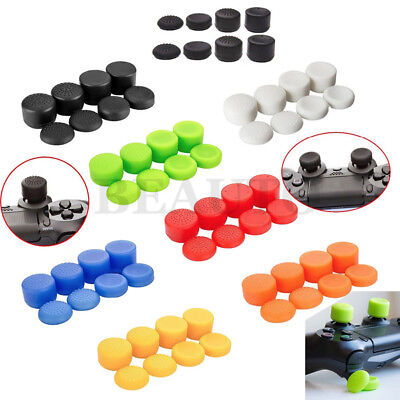 Analog Extender Thumbstick Thumb Caps Cover Grip for PS4 Playstation4 Controller