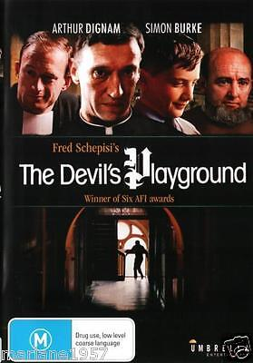 The Devil's Playground  Dvd   AUSTRALIAN MOVIE NEW AND SEALED