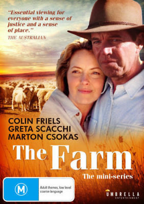 The Farm (DVD, 2017 ) New And Sealed AUSTRALIAN MOVIE