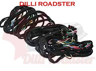 AUS Massey Ferguson 1035Di Tractor Complete Wiring Harness Loom Assembly
