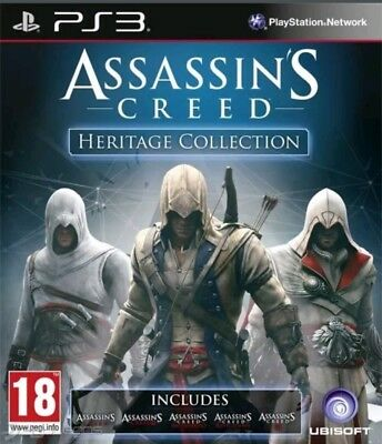 Assassins Creed heritage Ps3 Digital