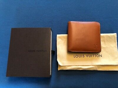 96f435fb253 PORTEFEUILLE LOUIS VUITTON Cuir Epi Marron - EUR 70