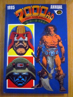 2000 AD ANNUAL 1985   NEW    :  excellent condition from comic collector.