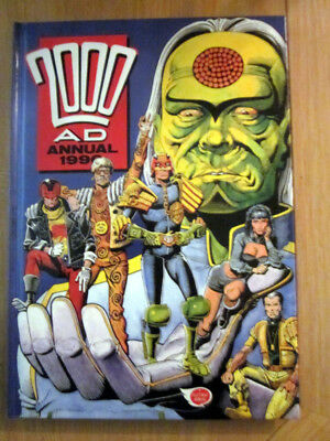 2000 AD ANNUAL 1990   NEW    :  excellent condition from comic collector.