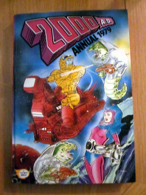 2000 AD ANNUAL 1979 excellent condition from comic collector.