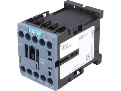 3RH2140-1AP00 Contactor4-pole 230VAC 10A NO x4 DIN, on panel 3RH20