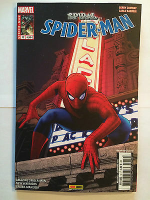 Panini Comics Marvel Spider Man N°12 Decembre 2015 Spiderman Cover Conway Neuf