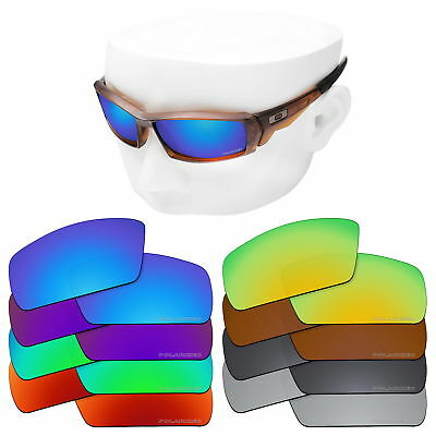 cc82b900cef OOWLIT Iridium Polarized Replacement Lenses for-Oakley Canteen 2006  Sunglasses