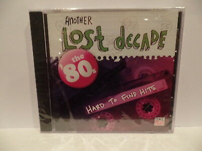 Another Lost Decade / The 80's Hard To Find Hits Time Life Collection Sealed NEW