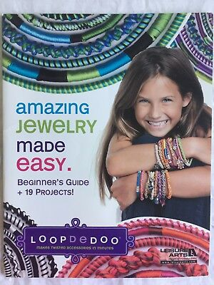 Amazing Jewelry made easy + 19 Projects - Beginner's Guide - Loopdedoo