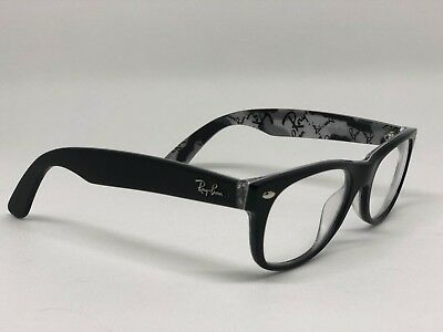 96ab28760e New Ray-Ban Rb 5184 5405 Black Authentic Eyeglasses Rb5184 Frame Rx 50-18