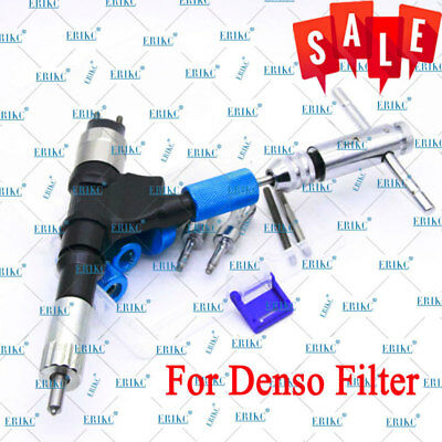 ERIKC Denso Diesel Injector Filter Dismounting Removal Installation Tool Kits