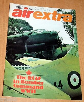 Air Extra 11 RCAF Bomber Command WWII