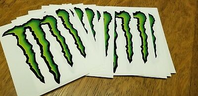 monster energy stickers decal