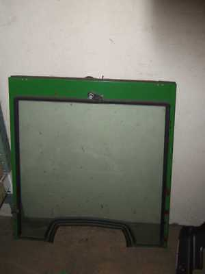 NEW CURTIS CAB Door Left For John Deere 1025R With Blemish