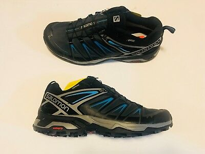 Details about Salomon Men's X Ultra 2 GTX BlackGrey Hiking Shoe UK 7.5 EU 41 13 2155