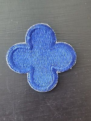 WWII US Army 88th Infantry Division Cut Edge Patch