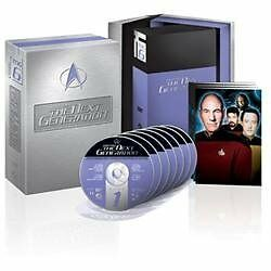 Star Trek The Next Generation - The Complete Sixth Season NEW  FREE SHIPPING!!!!