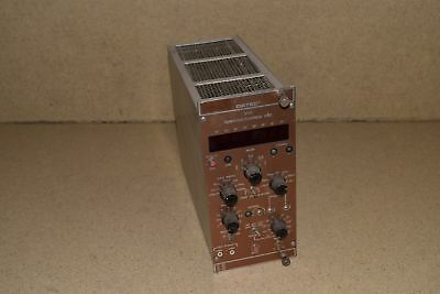 Ortec Model # 9320 Sampling / Control Unit  Nim Bin Plug In  (Tp97)