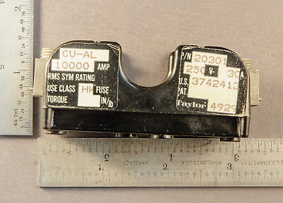Taylor fuse block, #20301, lot of 2 pcs.