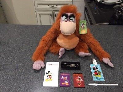Walt Disney World Vacation Club Package Hopper Passes King Louie Bonus Look Wow