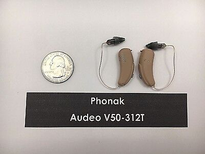 PHONAK™ AUDEO V50 312T HEARING AID, PAIR  (FREE Programming Available)