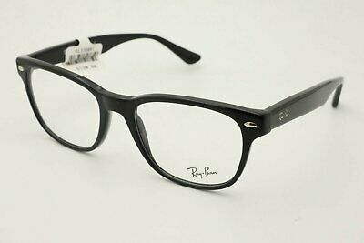 8a53e1372a Ray Ban RB 5359 2000 Black Frame Eyeglasses 53mm NEW !