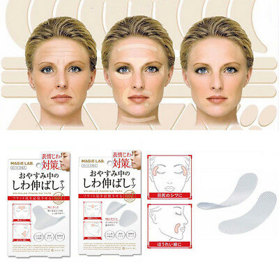 ReviteLAB Ultra Thin Facial Lift Patches for Wrinkles & Lines