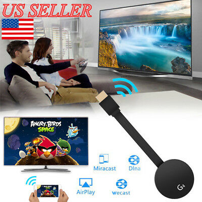 For Chromecast 2nd Generation HDMI Media Video Digital Streamer Dongle 1080P USA
