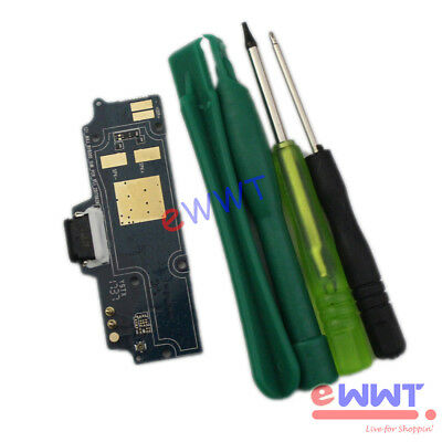 """Replacement Charging Dock Port Board+Tools for Blackview BV8000 Pro 5.0"""" ZVFE551"""