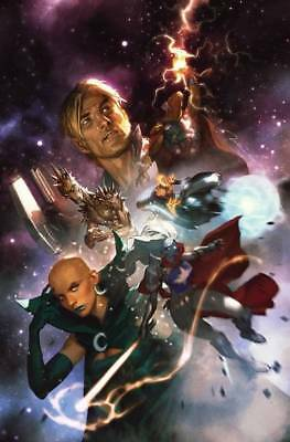Guardians Of The Galaxy 1 1:25 Gerlad Parel Trade Dress Variant Pre-Sale Nm Hot