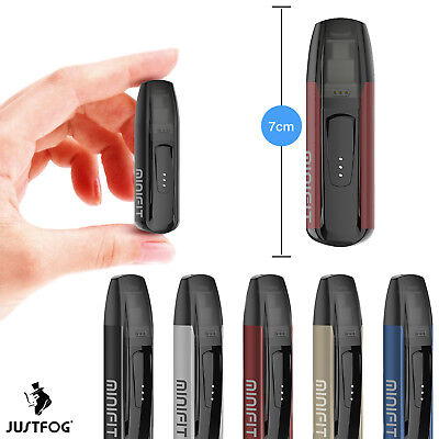 Justfog Minifit All-in-One eZigarette 370 mAh Podsystem 1,5 ml AIO Komplettset