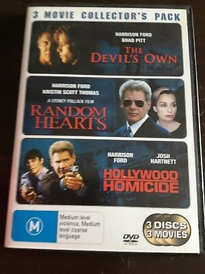 THE DEVIL'S OWN / Hollywood Homicide (Harrison Ford) (Aust