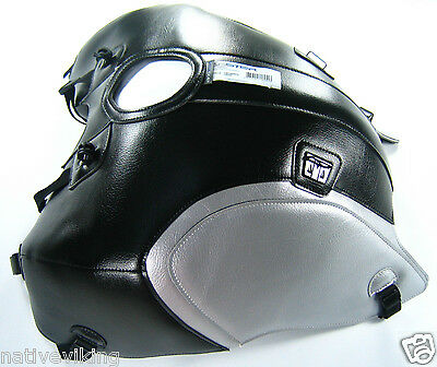 Bmw R nineT 2015 BAGSTER TANK PROTECTOR COVER new IN STOCK 1665A black silver
